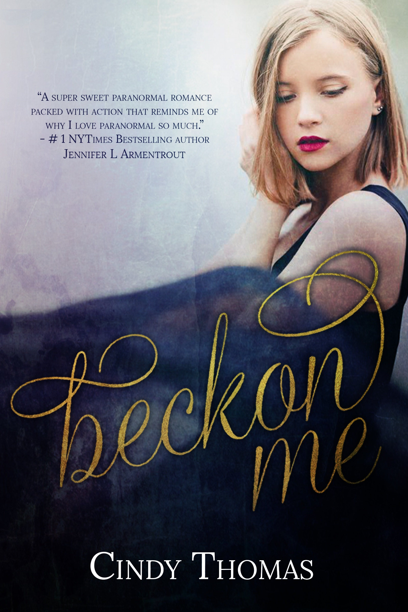 Cover Reveal: Beckon Me by Cindy Thomas